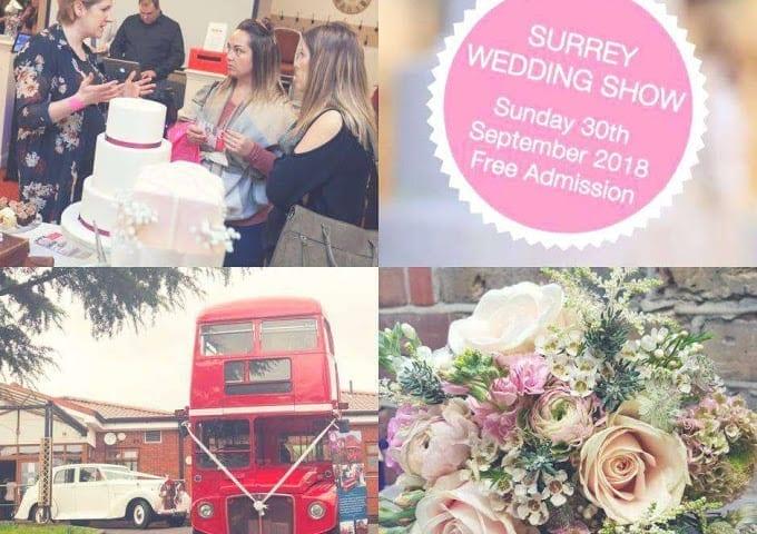 surrey wedding show