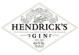 hendrick's gin logo